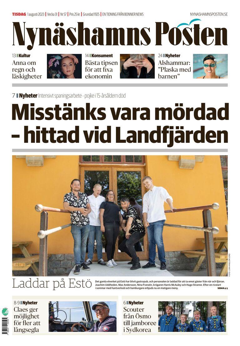 Nynäshamns-Posten